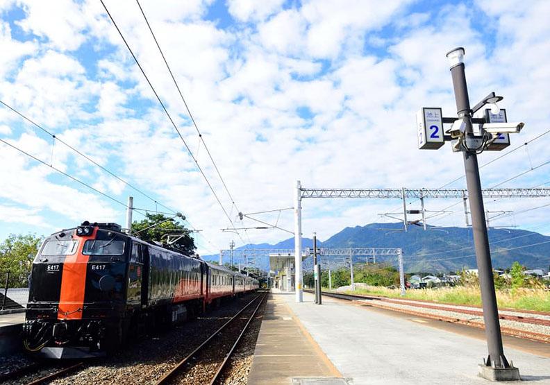 取自交通部臺灣鐵路管理局FB。