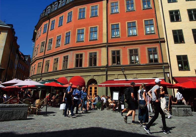 挪威全解禁、瑞典被砲轟!北歐兩國「防疫」差在哪?