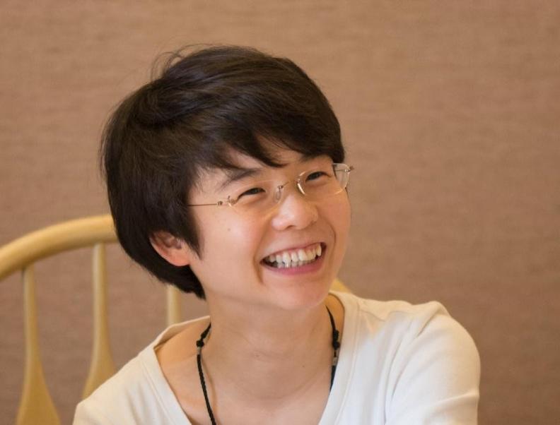 綠學院創辦人楊雅雲跟學員分享綠色產業模式與環保社群的影響力(照片:綠學院提供)
