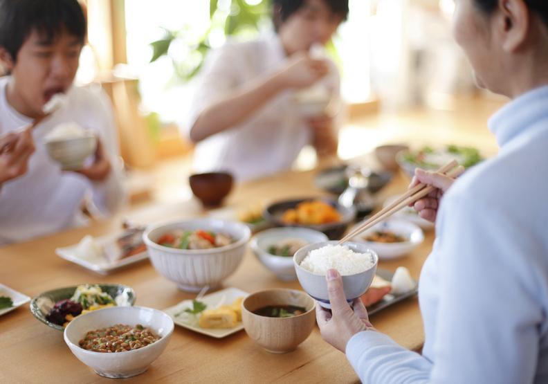 吃八分飽是讓腸道健康的祕訣。savvytokyo