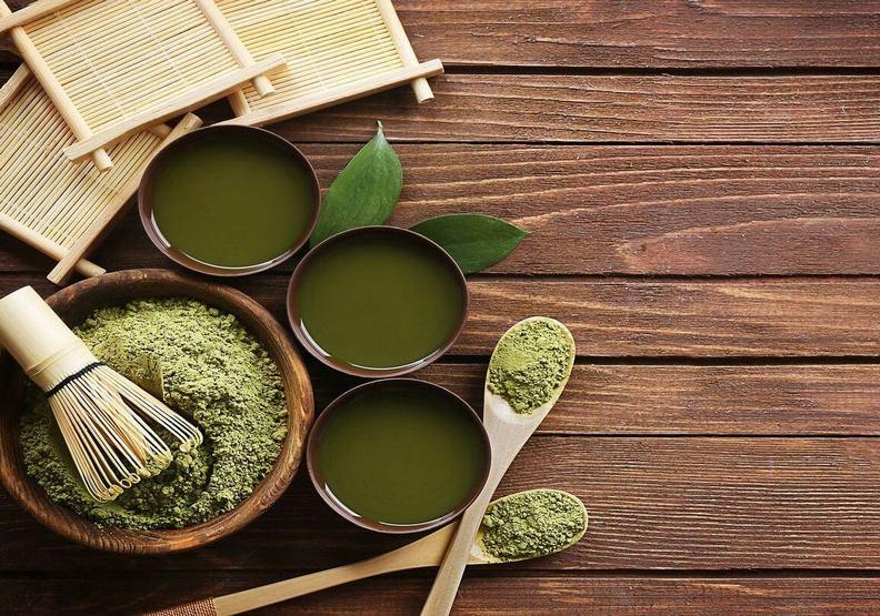 抹茶已經成了日本人生活不可或缺的習慣。trafalgar
