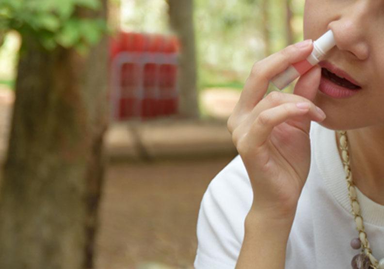 薄荷棒、薄荷鼻吸劑,真的能提神、解鼻塞?小心用錯反惡化