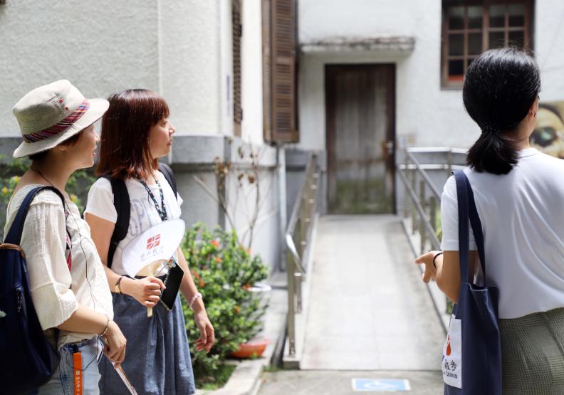 台北中山北路為何那麼美?赤峰街「散策時光」揭中山區神秘彩蛋