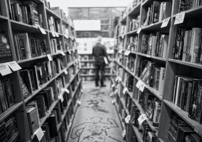 台北人腦袋何時變自由?百年書店街崛起全靠這外國人讓字活起來