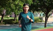 馬拉松選手