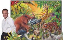 澳洲動物繪本名家 葛瑞米‧貝斯