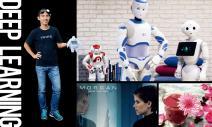 暖心ROBOT:機器人暖男