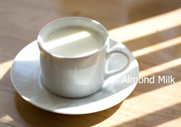 抗初老美白飲品!女生一定要喝「杏仁牛奶」