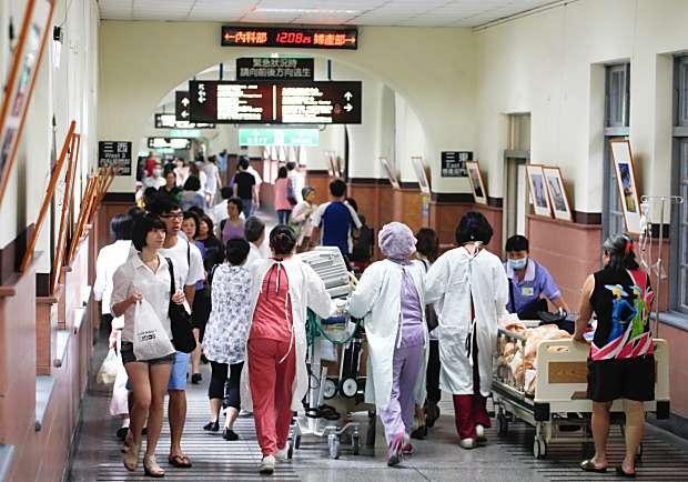 便利商店的實質與內容──談台灣和美國的醫療體系差異