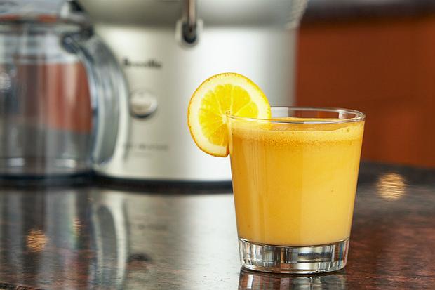 薑橙瘦身飲,減腰瘦身有一套
