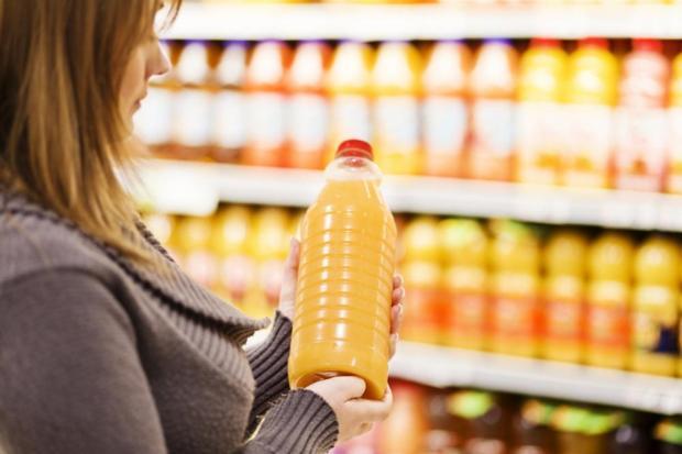 果汁沒有你想像中的健康:談罐裝果汁!