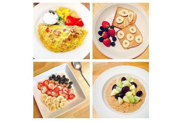 健康飽足的速成早餐秘訣