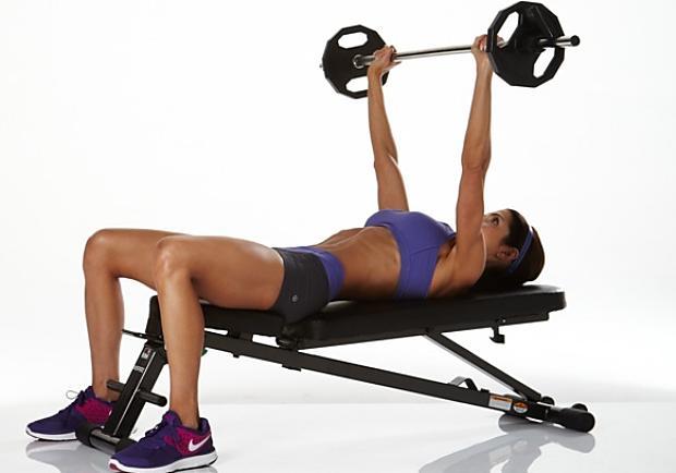 女孩也該重量訓練(一)我怕變壯