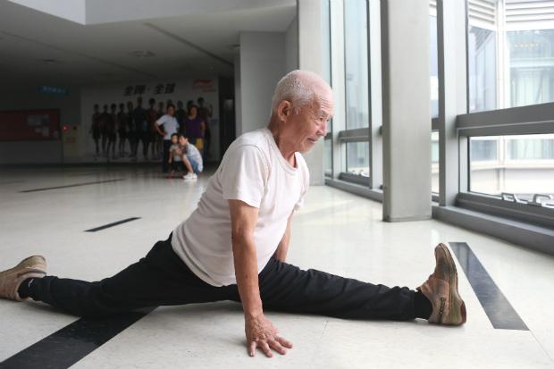 養「肌」防老,銀髮族的肌力訓練教學