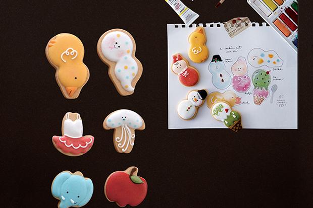 只要蛋、糖、麵粉、牙籤,就能完成超人氣糖霜餅乾