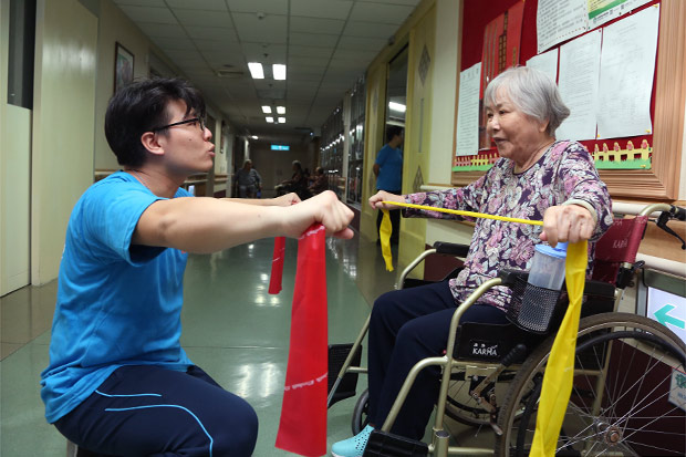 銀髮族的健康促進,職能治療讓長者活得更健康