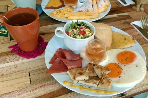 減肥外食輕鬆吃:早餐篇-美而美類早餐店