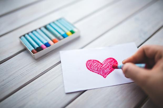 愛情的顏色理論