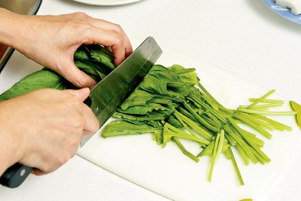 蔬菜的無毒料理法