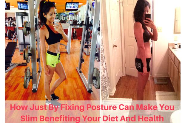 良好的姿勢如何幫助減重與健康?(影響篇)