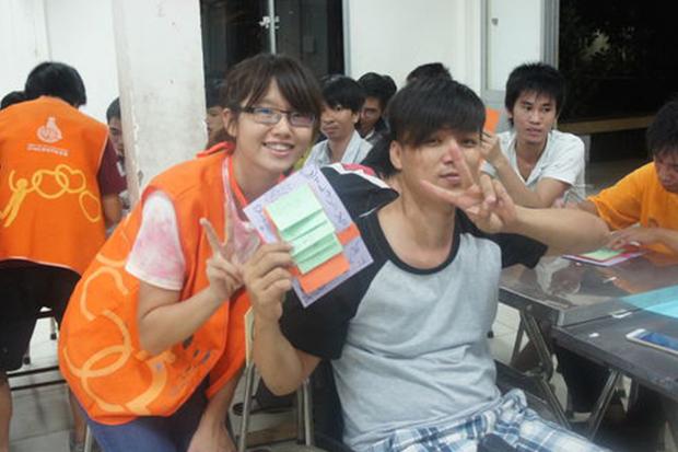 到越南當志工,累積生命厚度