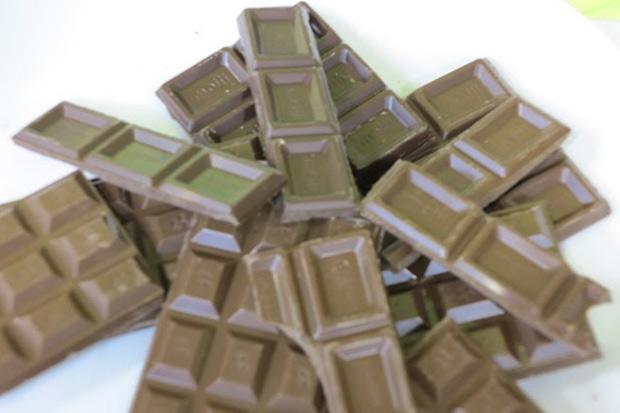 巧克力含抗氧化物,少糖少油才有益健康