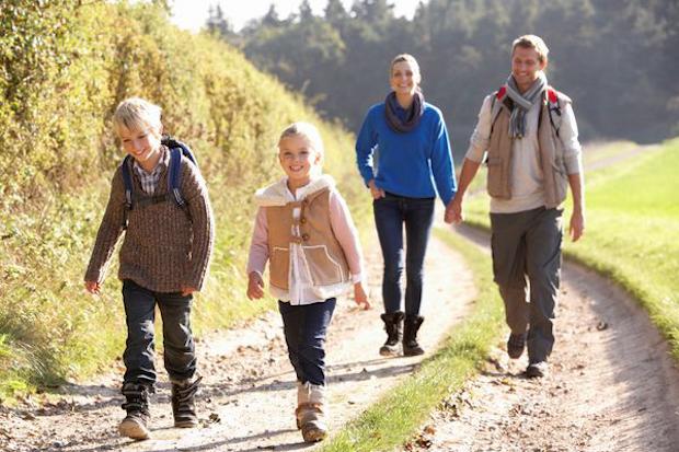 天天健走5公里,有效預防骨鬆