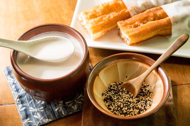 減肥外食輕鬆吃:豆漿饅頭類早餐店