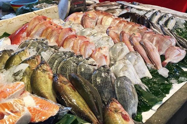 跟營養師逛市場!水產篇:魚蝦貝類這樣挑