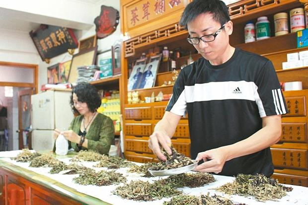 網瘋傳藥帖,中藥防蚊包熱賣