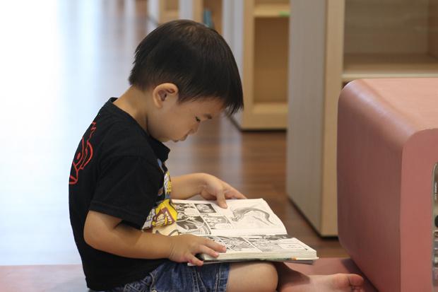 讓閱讀變有趣,才能提升專注與記憶