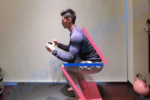 拯救下半身!用椅子、牆壁學會正確「蹲」,瘦身成功就靠5件事