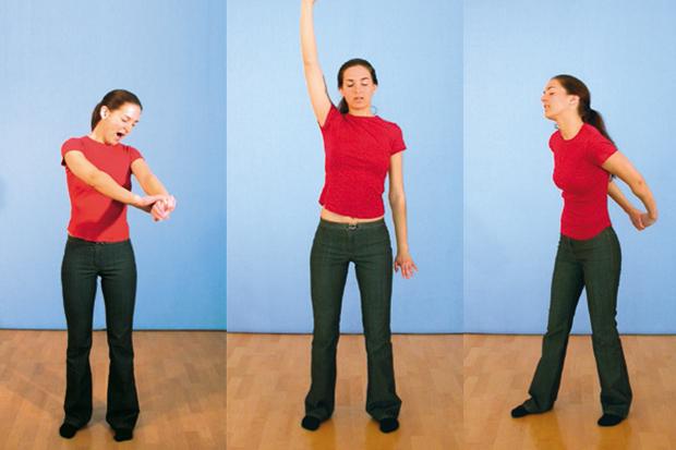 頭薦骨療法應用篇:居家常用的放鬆及按摩練習
