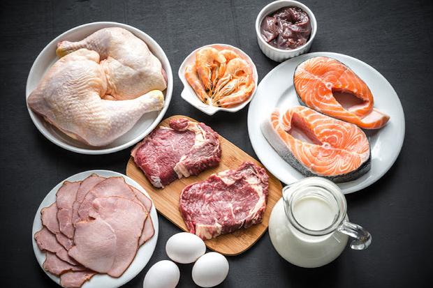 每餐蛋白質有上限?