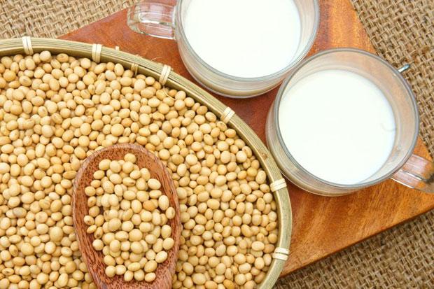 多囊性卵巢症候群患者喝豆漿,有益心臟健康