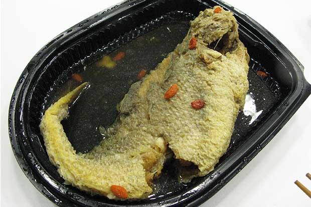 魚沒壞只是有點腥!達人教你蒸鮮魚