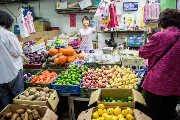 你老了嗎?董氏:蔬果吃越多,無齡感越高