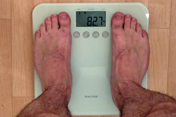 為什麼有時候體重會一天內就增減半公斤或一公斤呢?