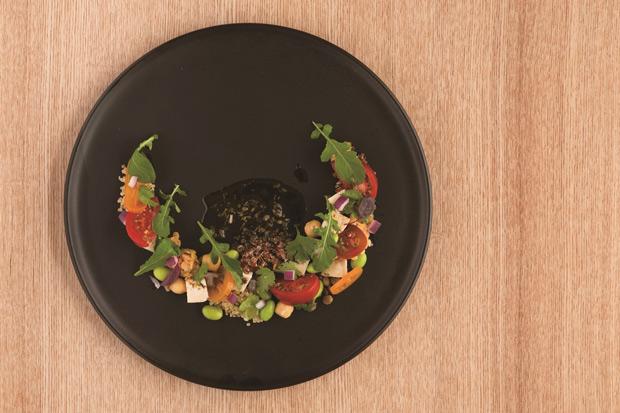 不只健康,還美味又飽足:超級瘦身沙拉