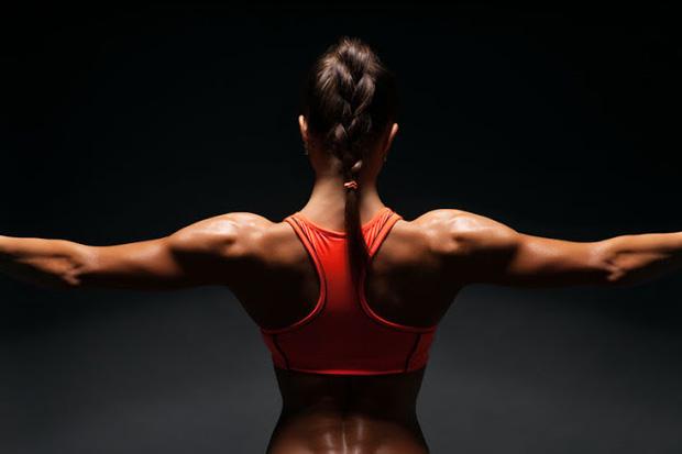 女性不容易練出肌肉?