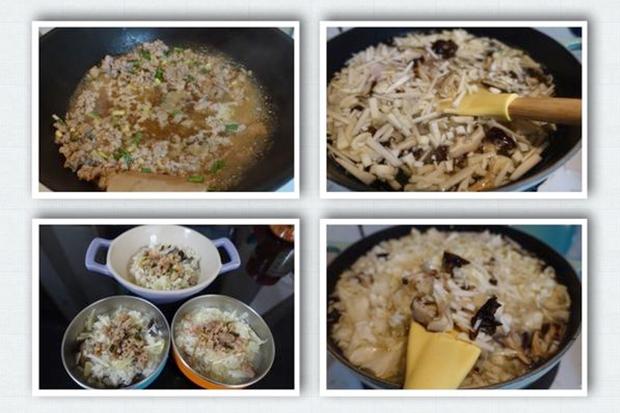 秋冬讓你暖胃又暖心:竹筍雜燴粥+簡單肉燥作法