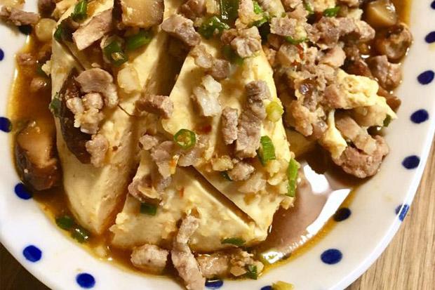 料好味美的電鍋料理:清蒸臭豆腐