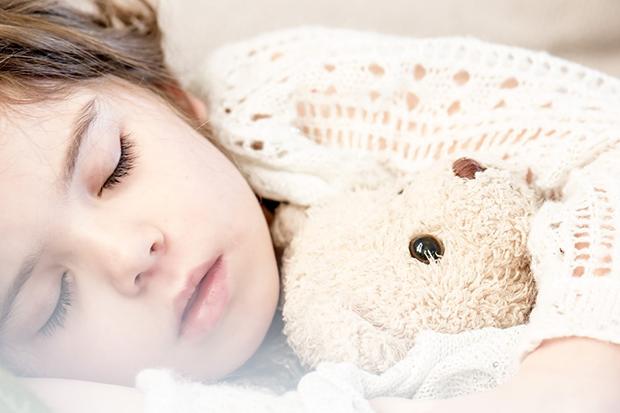 孩子每天早點睡,「睏飽」有助身心發展
