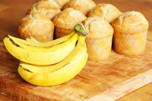 讓你誠實面對自己:香蕉馬芬