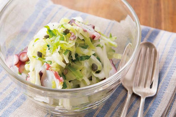 簡單就能做出營養沙拉:義式溫野菜