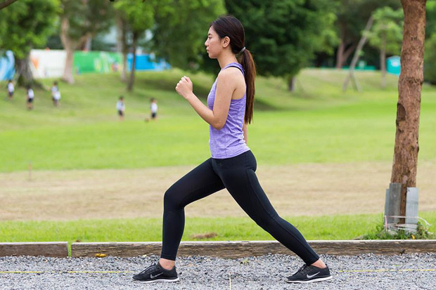 跑步前的 3 個暖身動作助你不易受傷