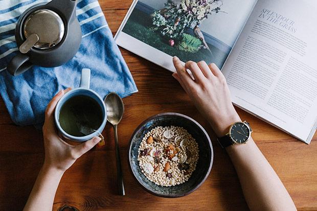 早餐怎麼吃才健康?