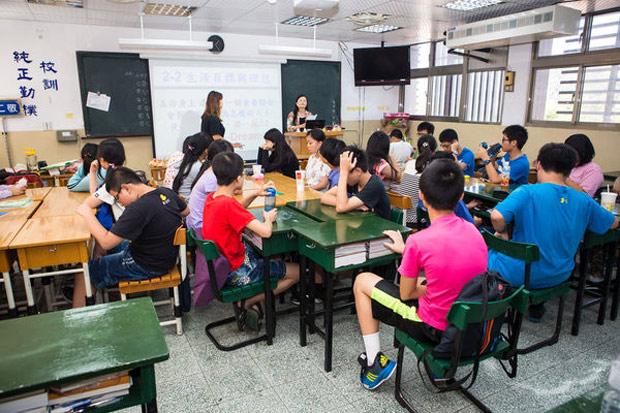 14 歲女孩的異國之旅,實踐跨文化的服務學習