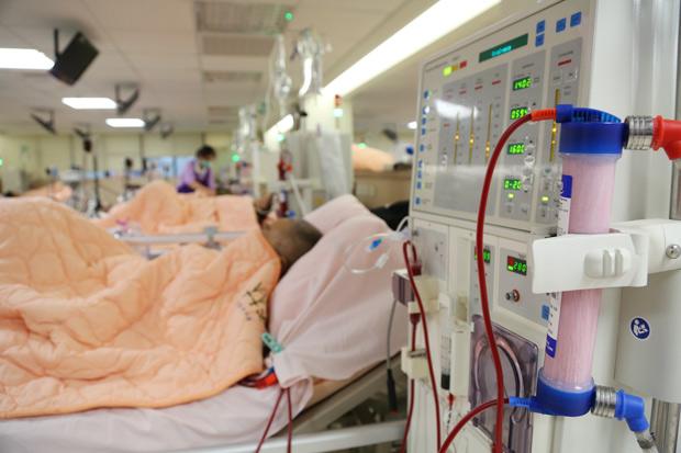 腎衰竭開始時,多數病人沒有感覺...