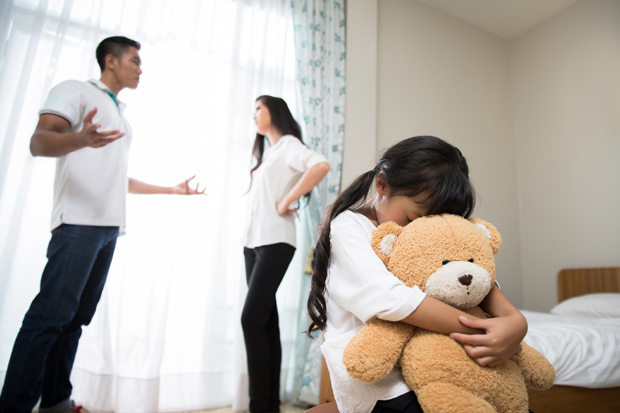 當婚姻回不去-協助孩子走過父母離異的風暴